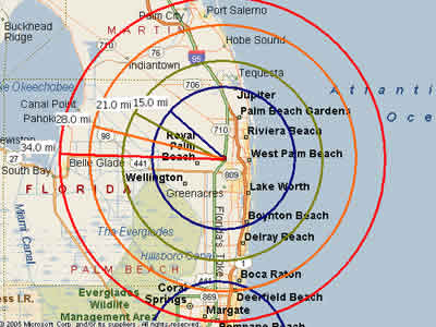 Pompano Beach Florida Zip Code Map – Best Beach On The World ...